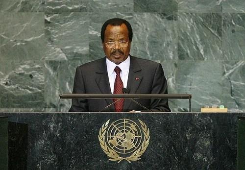 Paul Biya photo
