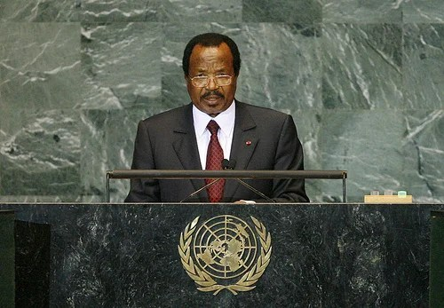 Paul Biya photo