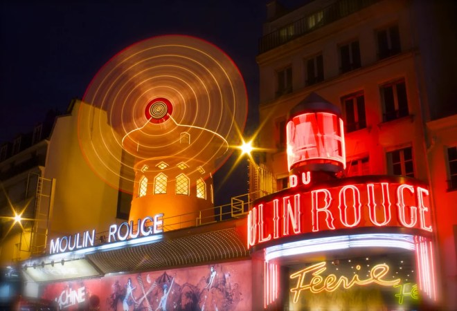 moulin rouge photo