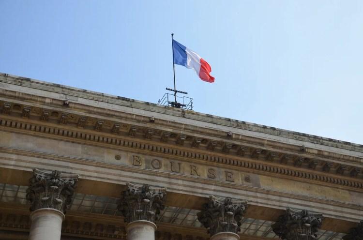 bourse paris photo