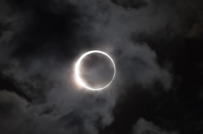 solar eclipse photo