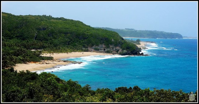 porto rico aguadilla beach photo