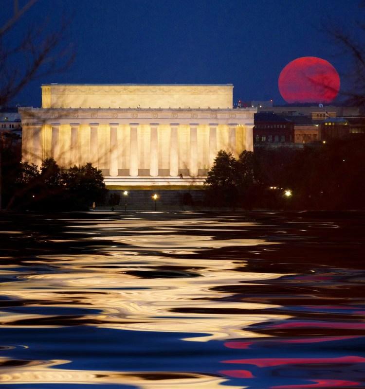 super lune photo