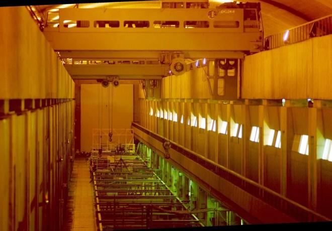 usine marémotrice de la rance photo