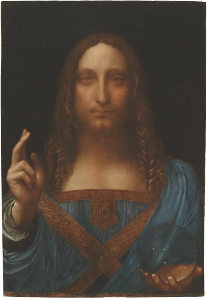 Salvator Mundi photo