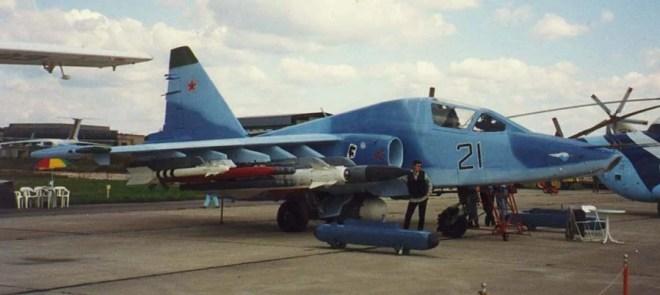 Soukhoï Su-25