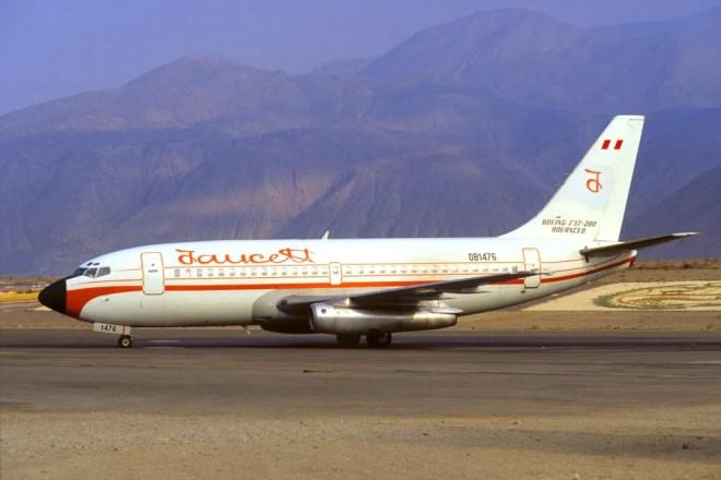 boeing 737 faucett écrasé le 29 février
