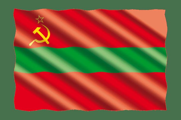 transnistrie drapeau photo