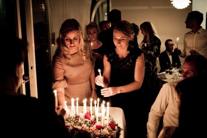 souffler ses bougies et mourir le jour de son anniversaire