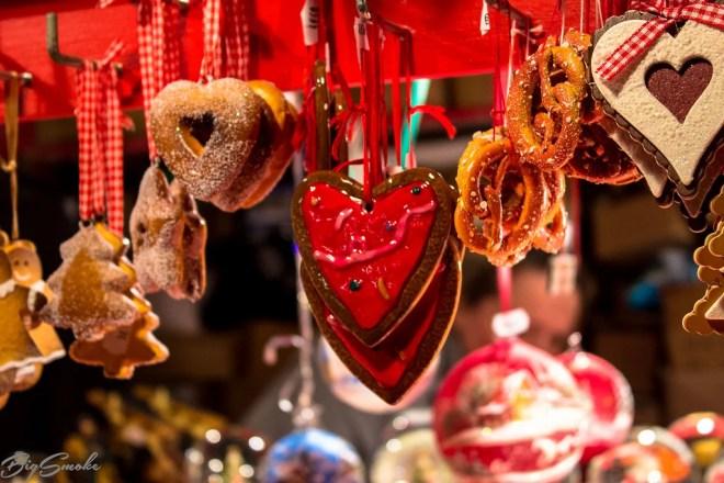 marché de Noel strasbourg photo