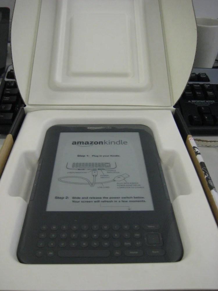 le Kindle, remplacé par un smartphone flexible ?