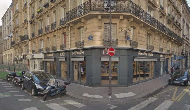 Ca s'est passé un.....12 janvier By uneautreannee.com Boulangerie-rue-de-trevise-paris-13-janvier