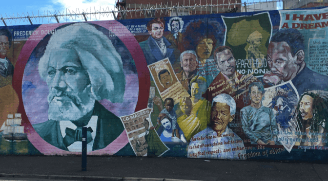 international wall belfast