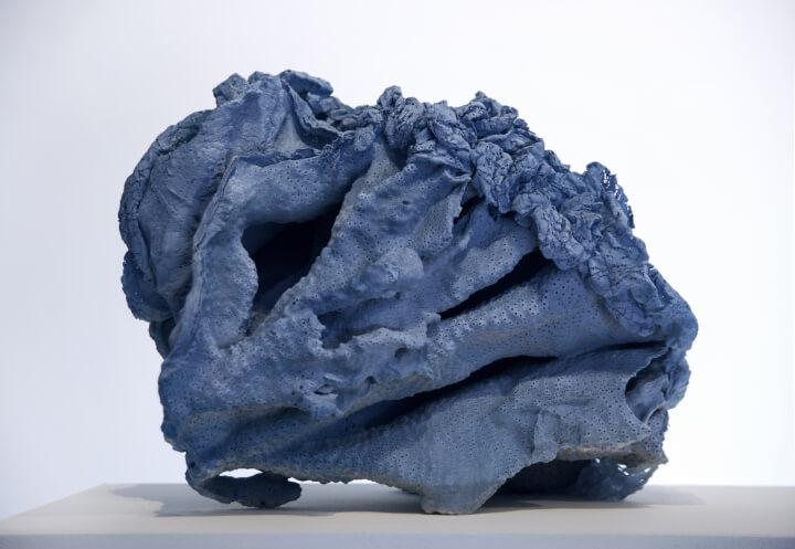 Corail artefact, sculptures.