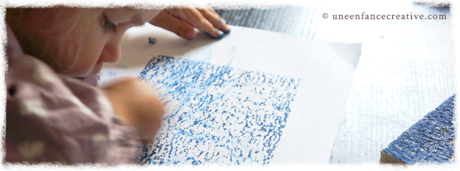Inspiration pour des activités créatives #1