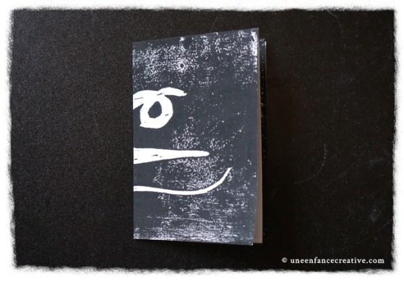 Résultat livre gravure bois - couverture