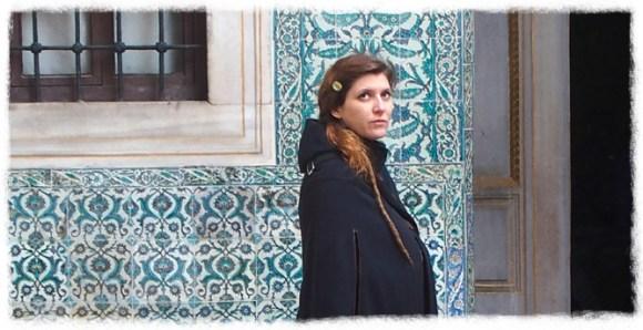 Portrait Stéphanie de L'Armoire de pti Lou