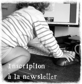 Photo Inscription à la newsletter