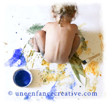 Activité peinture grand format