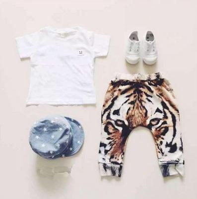 Legging tigre