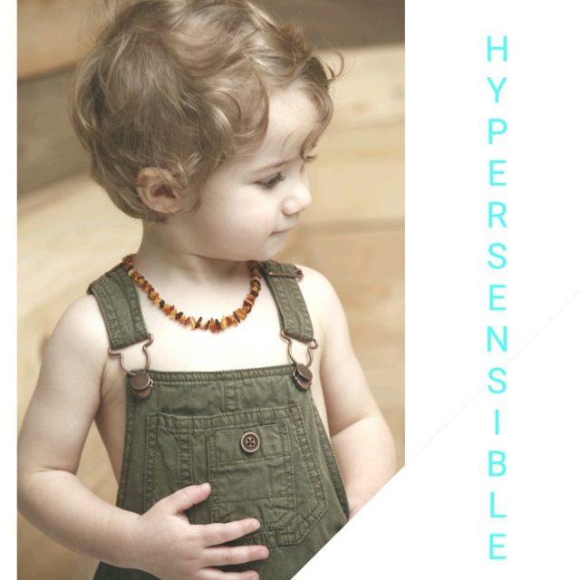 Blog maman - enfant hypersensible