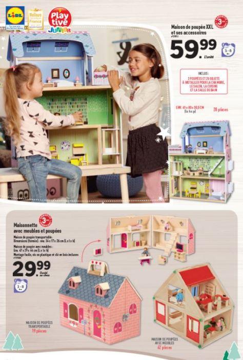 jouets en bois Lidl - blog maman