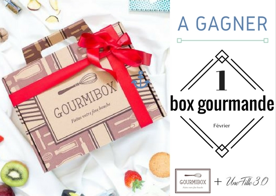 A GAGNER GOURMIBOX - Blog maman