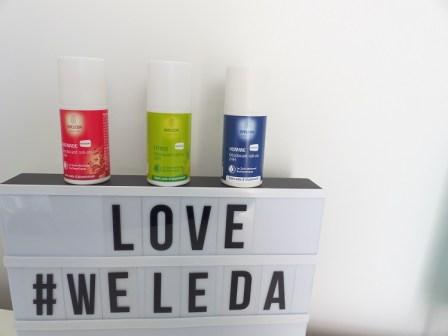 deodorant bio weleda