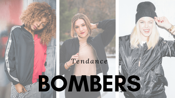 veste bomber - blog maman