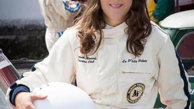Photo of Marion Thouroude, une p'tite pilote en Mini