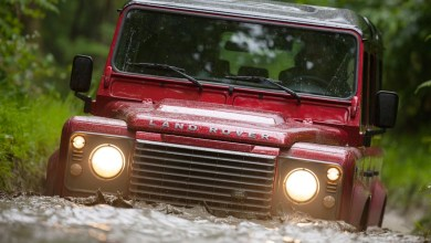 Photo of Adieu Land Rover Defender