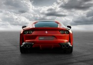 Ferrari 812 Superfast arrière