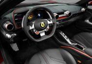 Ferrari 812 Superfast intérieur