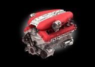 Ferrari 812 Superfast moteur
