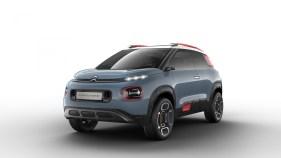 Citroën C-Aircross Concept avant