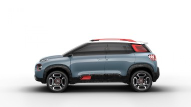 Citroën C-Aircross Concept profil
