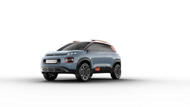 Citroën C-Aircross Concept avant 2
