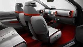 Citroën C-Aircross Concept intérieur 3