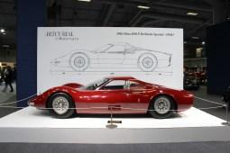 Ferrari Dino Berlinetta Speciale par Pininfarina Artcurial Rétromobile