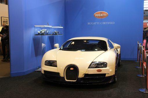Bugatti Veyron Super Sport Rétromobile