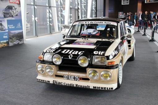 Renault Maxi 5 Turbo