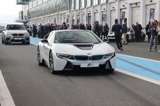 BMW I8 Magny Cours