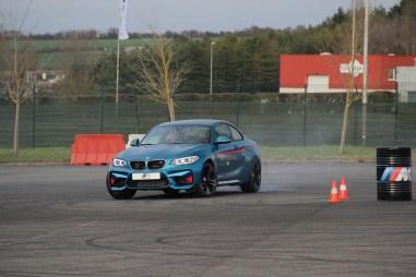 BMW M2 drift 3