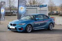BMW M2 drift