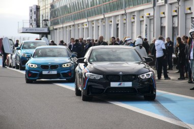 BMW M2 M4 Magny Cours