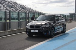 BMW X5M Magny Cours 4