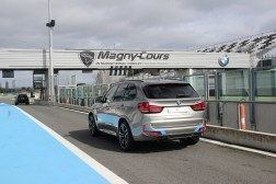 BMW X5M Magny Cours 5