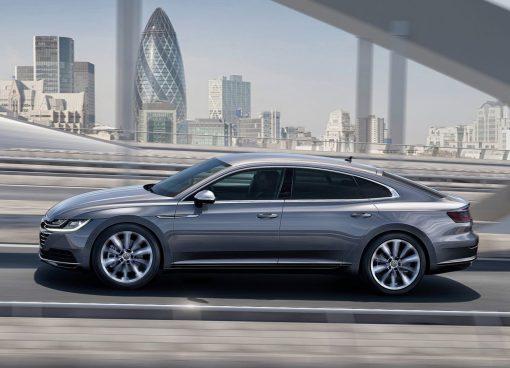 Volkswagen Arteon dynamique gris