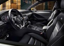 Volkswagen Arteon intérieur r-line noir 1