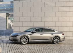 Volkswagen Arteon profil gris